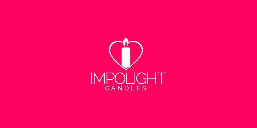 Contest Entry #22 for Impolight Candles Logo