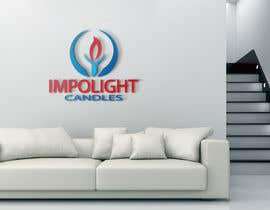 #56 for Impolight Candles Logo by Shahidul25