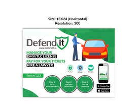 #145 for Car magnet poster design by Rajib1688