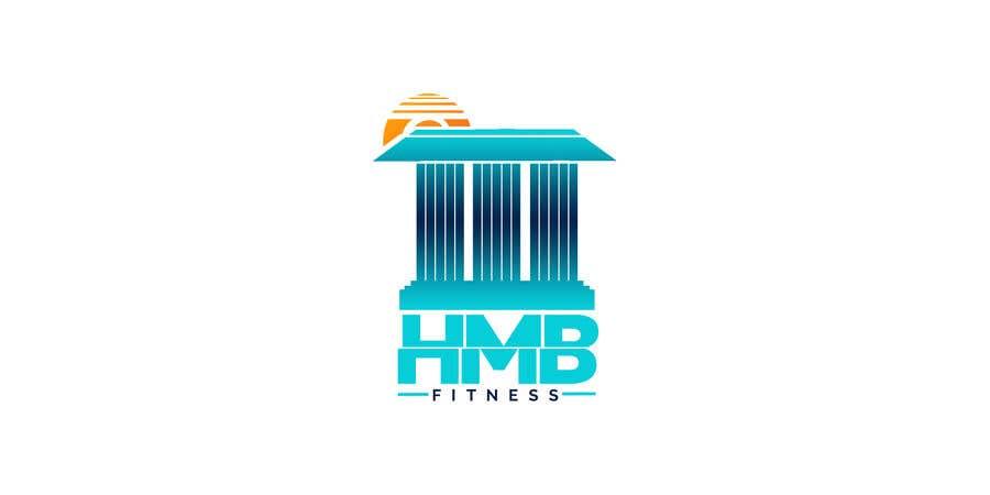 Kilpailutyö #50 kilpailussa H.M.B Fitness logo