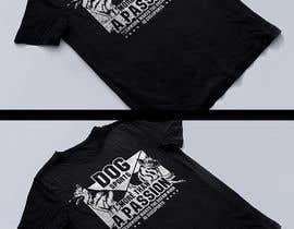 #43 для Design for a T-Shirt around Dogsports от yafimridha