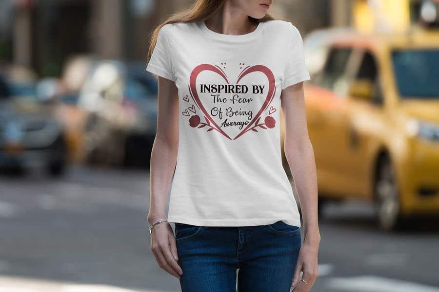 Kilpailutyö #69 kilpailussa T-Shirt Design
