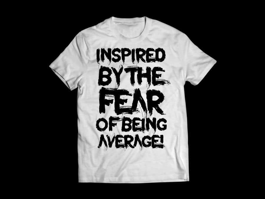 Kilpailutyö #75 kilpailussa T-Shirt Design