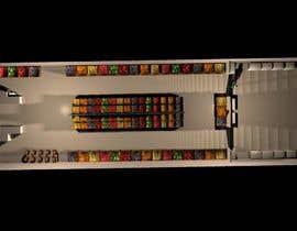 #7 for Design a 3D Fruit Grocery and Cold Room Storage plus a 2D Floor plan af designtab01