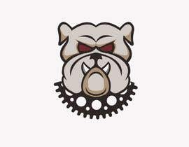 #8 for looking for a bulldog with a motocross sprocket for the collar. by MarlenaO