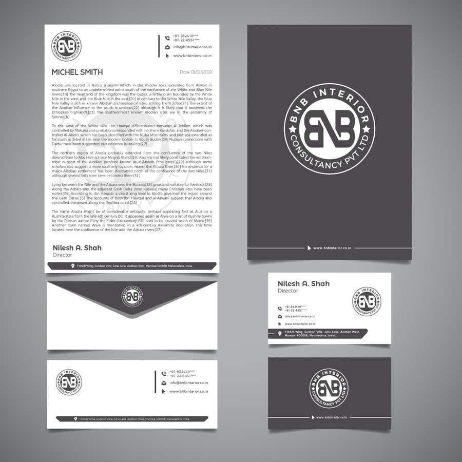 Contest Entry #108 for Design Logo and Stationary