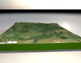 Nro 13 kilpailuun 3D terrain map käyttäjältä marinmarais