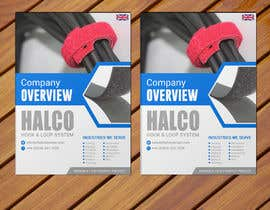 #21 for HALCO Company Overview Brochure (COVER ONLY) by stylishwork