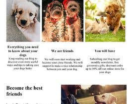 #15 for Landing page text (Collecting emails for dogs blog newsletter) by thuhong86