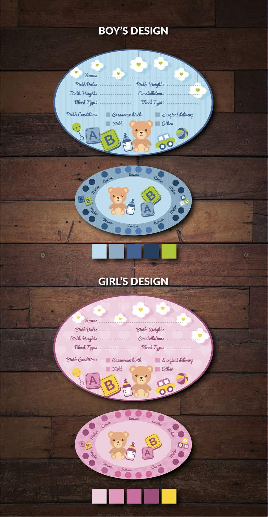 Kilpailutyö #24 kilpailussa Need a cute Stickers Design