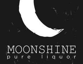 #10 for Moonshine Liquor Label af khushalichavda
