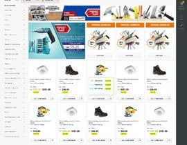 #78 untuk UI UX design for Ecommerce website -- 2 oleh softesign