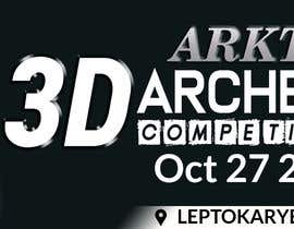 shorna99 tarafından Design me a Banner/Logo for an Archery Competition için no 11