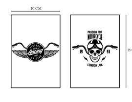 #7 for Designs for Motorcycle Fender by Madjed24