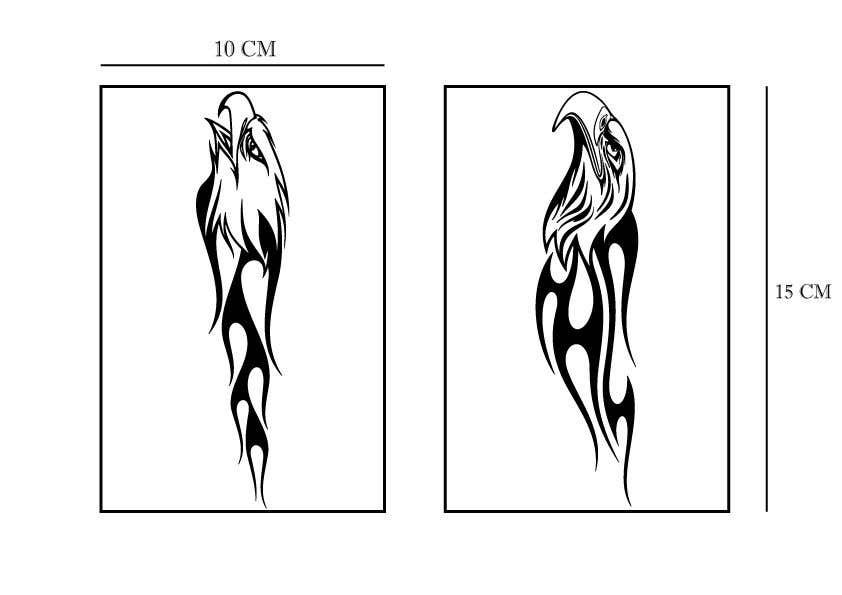 Penyertaan Peraduan #10 untuk Designs for Motorcycle Fender