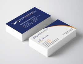 Nro 60 kilpailuun New Business Card Design käyttäjältä iqbalsujan500