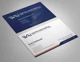Nro 30 kilpailuun New Business Card Design käyttäjältä shahnazakter