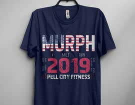 #7 for Murph 2019 Tee by sifat1994