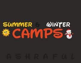 #2 para Logo for children activities search por Ash11amin