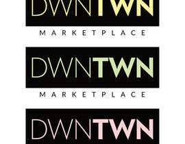 #104 untuk Diseño de logo dwntwn oleh GirottiGabriel