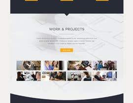 #8 for Design the website mock-up by hosnearasharif