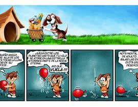 #13 untuk Whimsical illustrations for children's book oleh ecomoglio