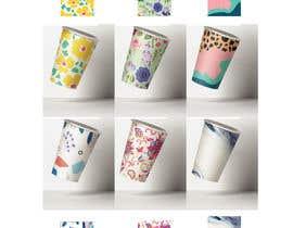 #7 for Paper Coffee Cup Designs af eling88