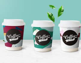#39 for Paper Coffee Cup Designs af Shtofff