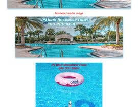 #30 для Images for Social Media for Swimming Pool Service от ayanp
