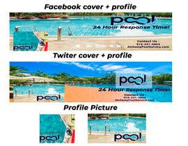 #36 для Images for Social Media for Swimming Pool Service от pinkyakther399