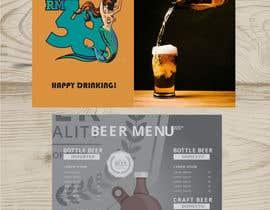 #76 cho Beer Menu Needed for Customers and Distribution. bởi ashoxiv