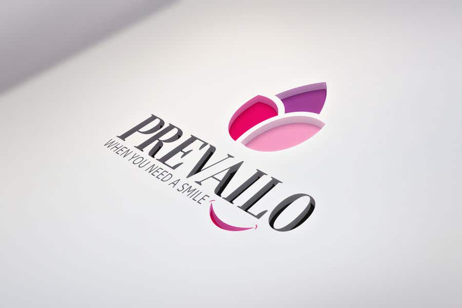 Konkurrenceindlæg #684 for Prevailo logo design and corporate identity