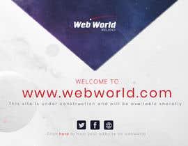 Nro 145 kilpailuun Creative holding page for hosting company käyttäjältä itsmerenjith