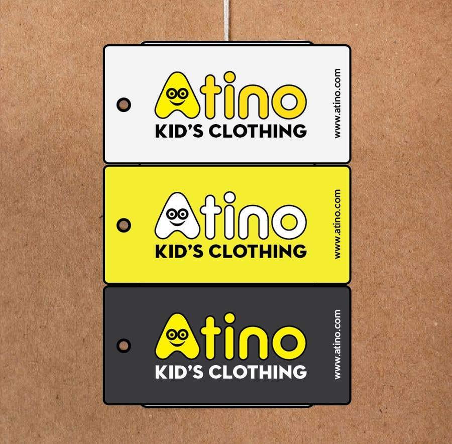 Конкурсная заявка №65 для Wordmark for New Children's Clothing Brand