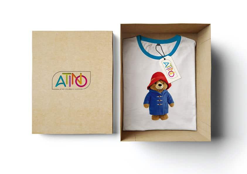 Конкурсная заявка №76 для Wordmark for New Children's Clothing Brand