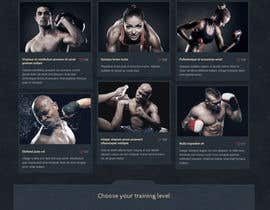 #33 for Design for capoeira web site by shahinaakhter