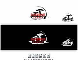 #85 untuk Design a logo (Baobab) oleh alejandrorosario