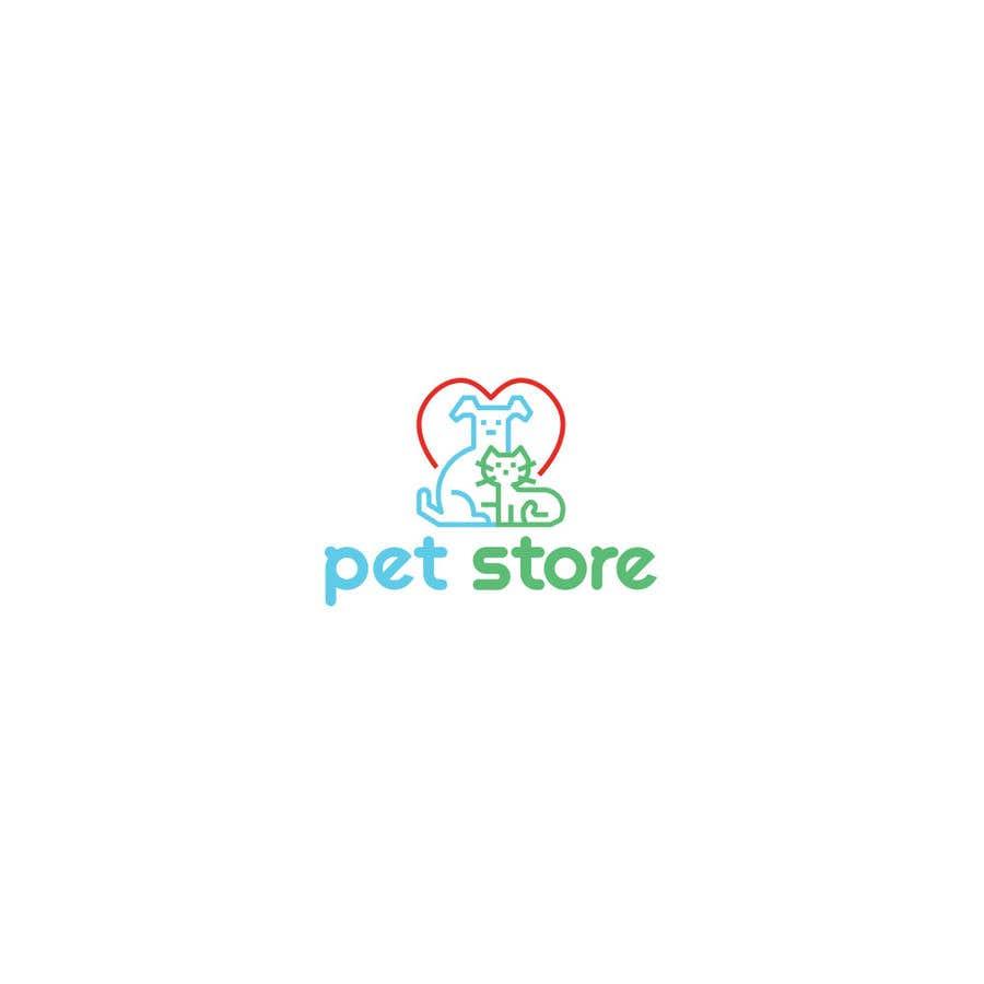 Bài tham dự cuộc thi #58 cho Need a creative logo for my online pet store