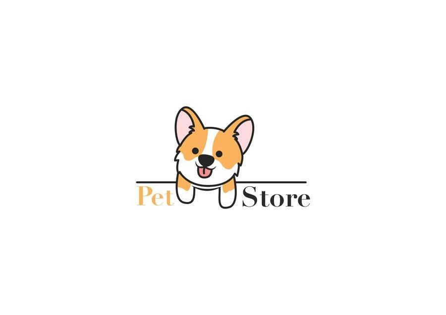 Penyertaan Peraduan #25 untuk Need a creative logo for my online pet store