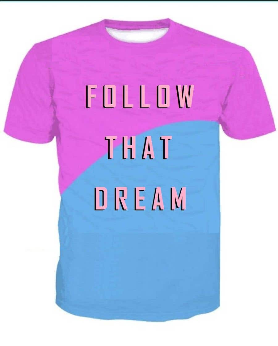 Bài tham dự cuộc thi #5 cho I need this shirt mocked up. At parts I'd like the words to overlap pink to blue, changing color mid sentence or mid letter. I need to send this to a manufacturer to get it made. Thank you. Questions please dm.