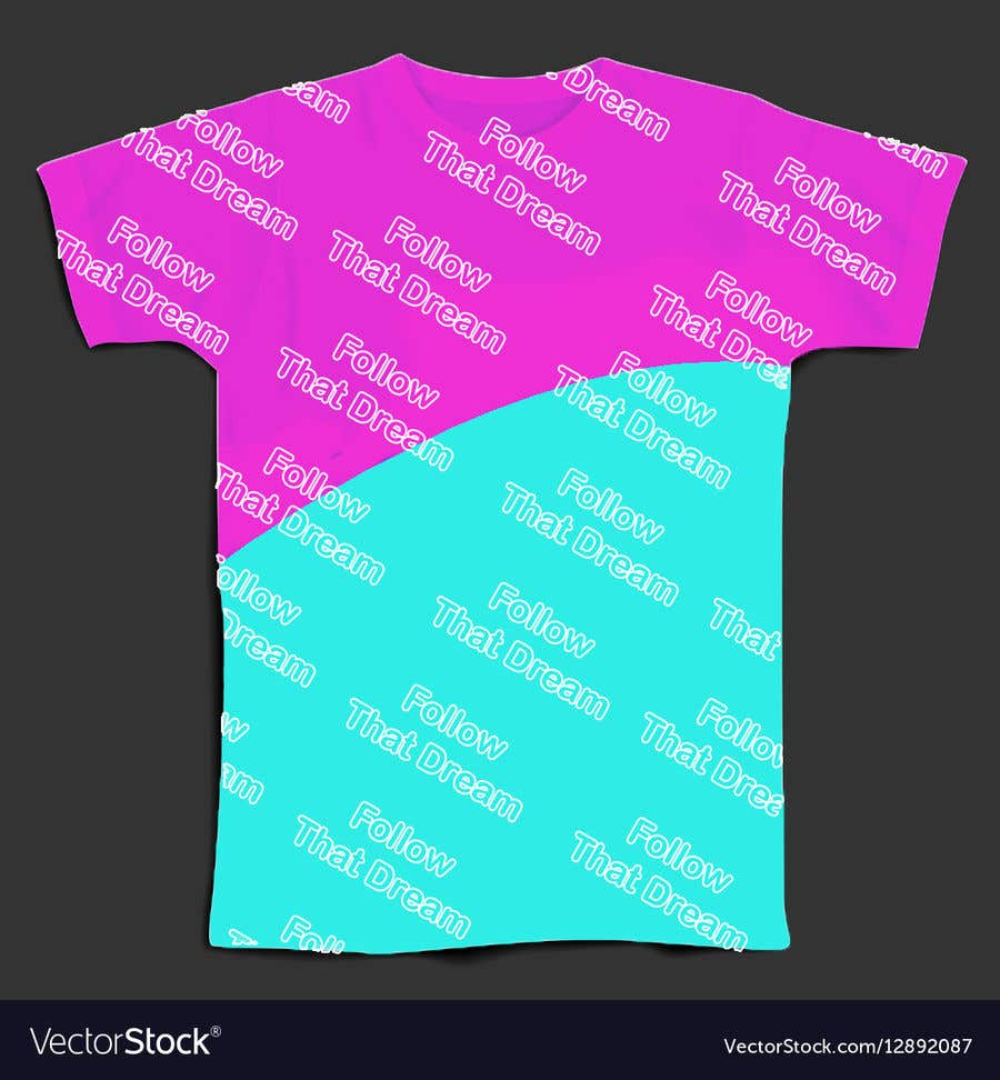 Bài tham dự cuộc thi #7 cho I need this shirt mocked up. At parts I'd like the words to overlap pink to blue, changing color mid sentence or mid letter. I need to send this to a manufacturer to get it made. Thank you. Questions please dm.