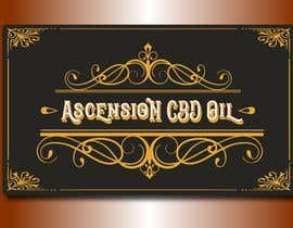 #170 for New Logo - Ascension CBD Oil af Manzarjanjua