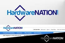 Graphic Design Contest Entry #303 for Logo Design for HardwareNation.com