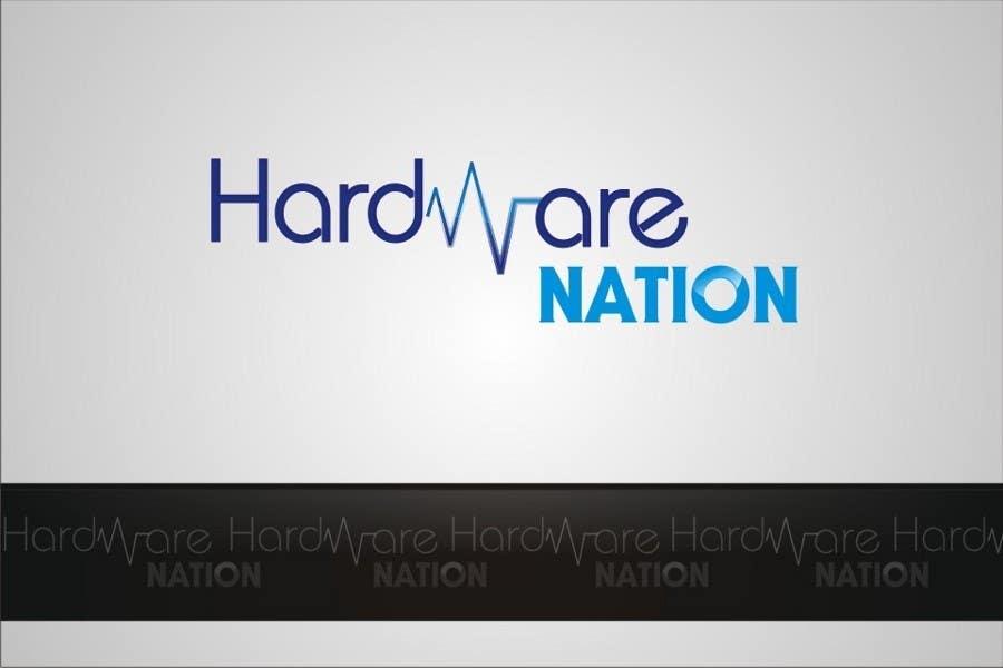 Contest Entry #                                        493                                      for                                         Logo Design for HardwareNation.com
