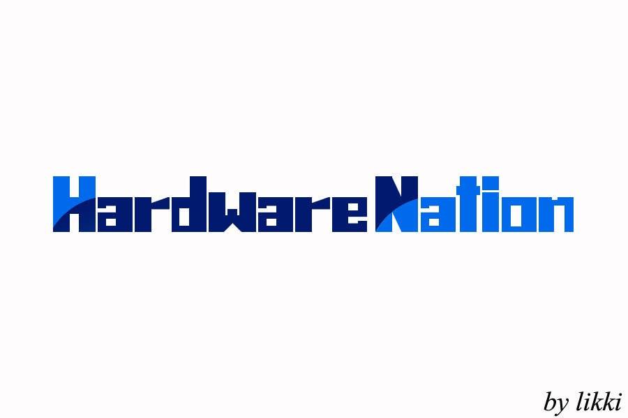 Contest Entry #                                        25                                      for                                         Logo Design for HardwareNation.com