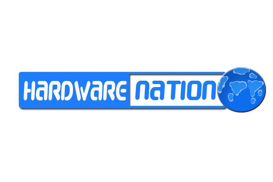 Contest Entry #                                        530                                      for                                         Logo Design for HardwareNation.com