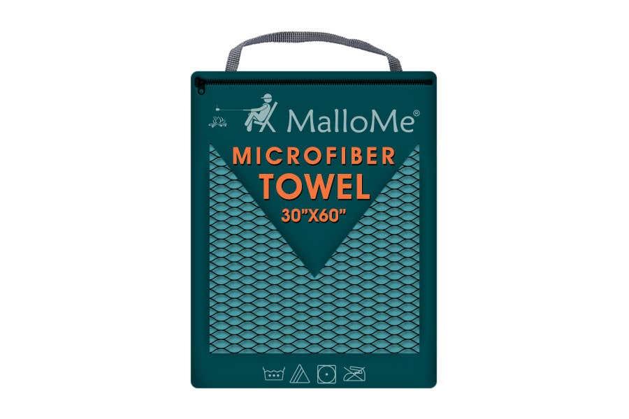 Kilpailutyö #31 kilpailussa EYE Catching Bag Design for Microfiber Towel Bag