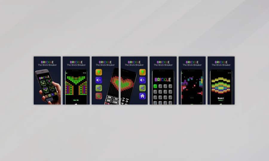 Конкурсная заявка №4 для Re-create display screenshots for my app