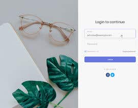 #36 for Design Signup Form + Convert to HTML by sunnyahhsan23