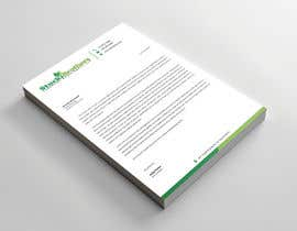 #5 for Letterhead designed and sent in pdf by abdulmonayem85